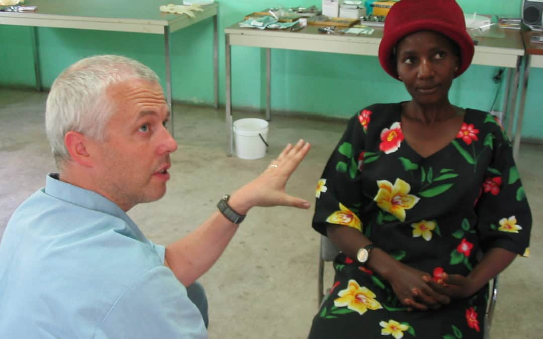 A Dentist's Mission to Deliver Dental Care in Africa