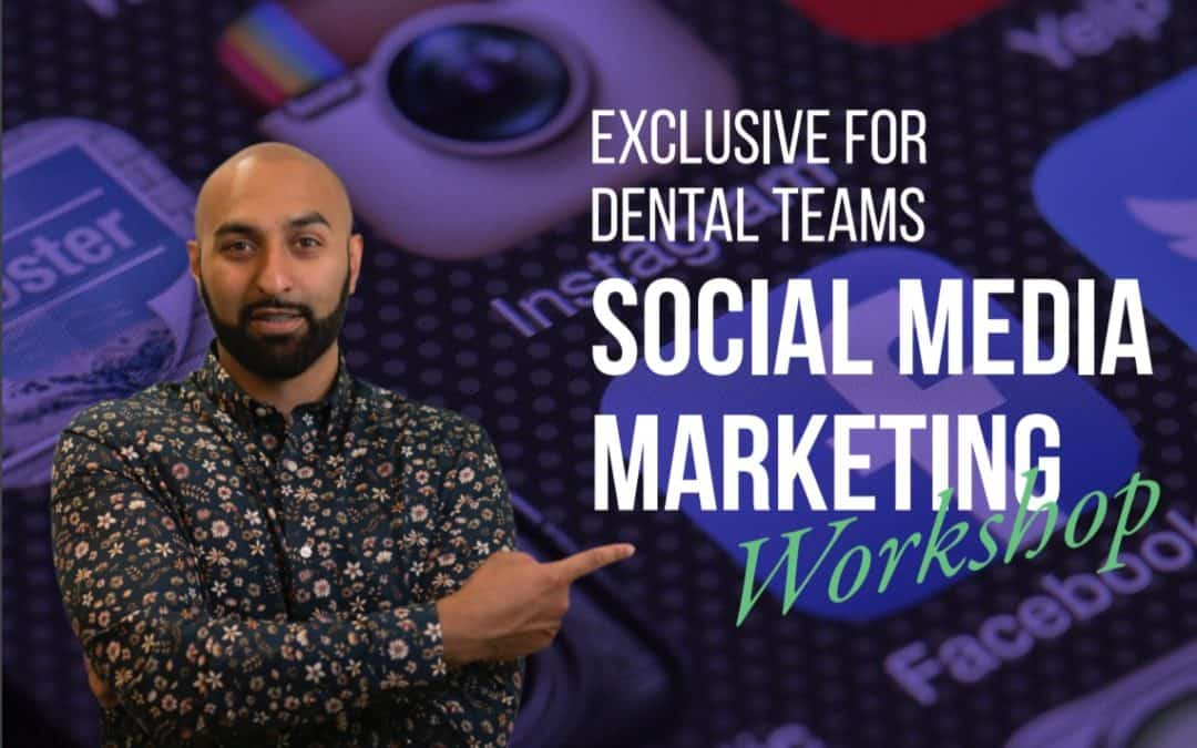 Social Media Dentistry – Marketing for Dentists Event – Manchester