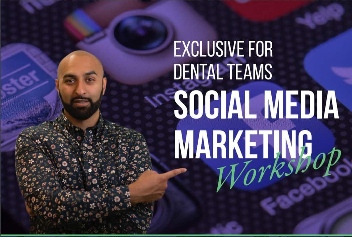 social media dental workshop